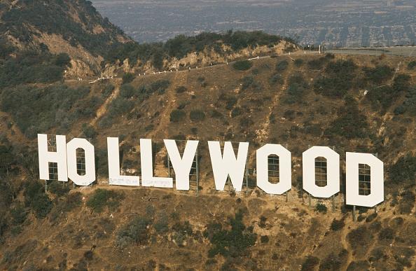 Hollywood - California「The Hollywood Sign」:写真・画像(4)[壁紙.com]