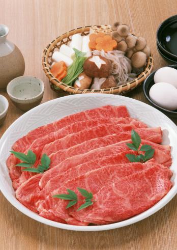 シイタケ「Sukiyaki」:スマホ壁紙(11)