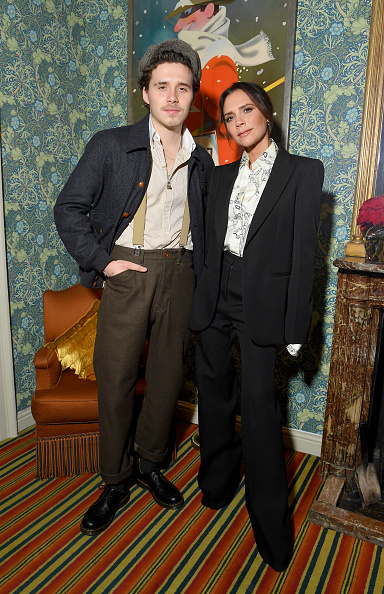 Victoria Beckham「Victoria Beckham x YouTube Fashion & Beauty After Party at London Fashion Week Hosted by Derek Blasberg and David Beckham」:写真・画像(14)[壁紙.com]