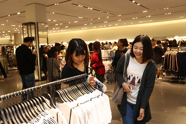 Finance and Economy「New Zealand's First Zara Store Opens In Auckland」:写真・画像(10)[壁紙.com]