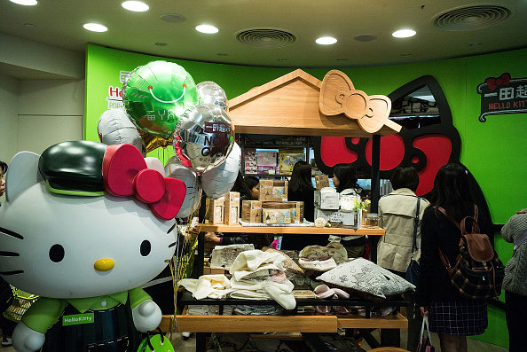 Anime「The World's First Hello Kitty Supermarket Opens In Hong Kong」:写真・画像(5)[壁紙.com]