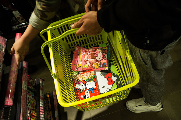 Anime「The World's First Hello Kitty Supermarket Opens In Hong Kong」:写真・画像(3)[壁紙.com]