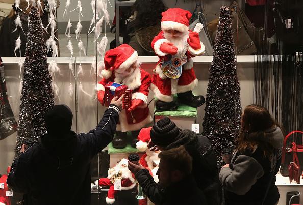 Holiday - Event「Retailers Prepare For Christmas Season」:写真・画像(15)[壁紙.com]