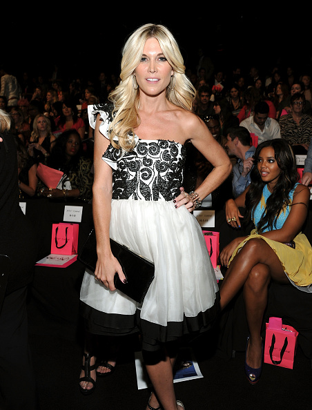Spring Collection「Betsey Johnson - Front Row - Spring 2012 Mercedes-Benz Fashion Week」:写真・画像(15)[壁紙.com]