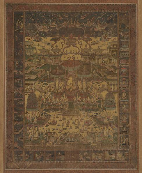 Circa 14th Century「Taima Mandala」:写真・画像(14)[壁紙.com]
