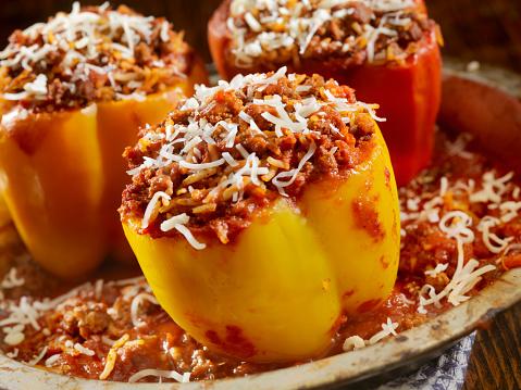 Roasted Red Pepper「Stuffed Peppers」:スマホ壁紙(4)