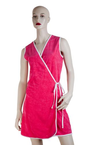 Mini Dress「Bathrobe Short Model」:スマホ壁紙(4)