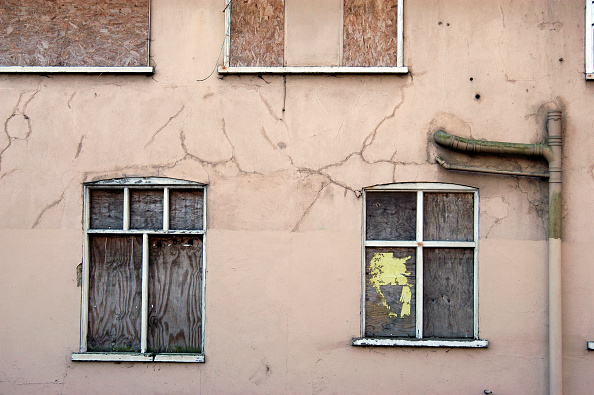 Empty「Abandoned Council Houses, England.」:写真・画像(2)[壁紙.com]