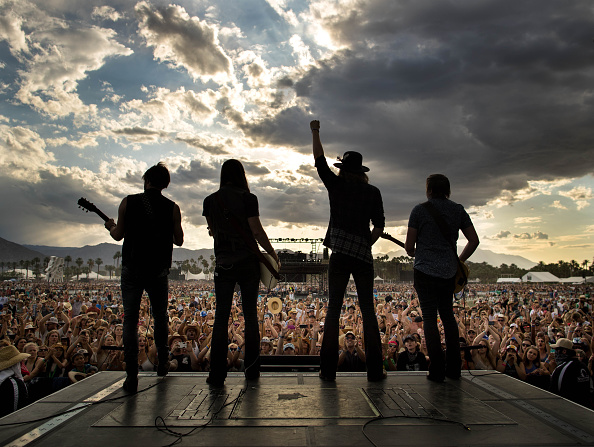 Horse「2016 Stagecoach California's Country Music Festival - Day 3」:写真・画像(11)[壁紙.com]