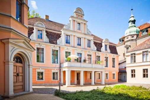 UNESCO「Typical architecture in Potsdam - Germany」:スマホ壁紙(2)