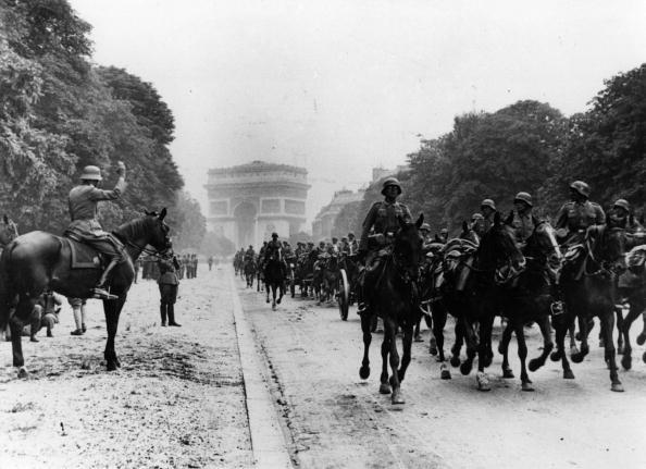 Paris - France「Germans In Paris」:写真・画像(1)[壁紙.com]