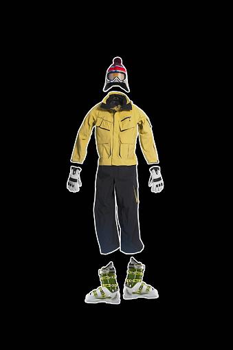 スキーブーツ「Ski suit」:スマホ壁紙(13)