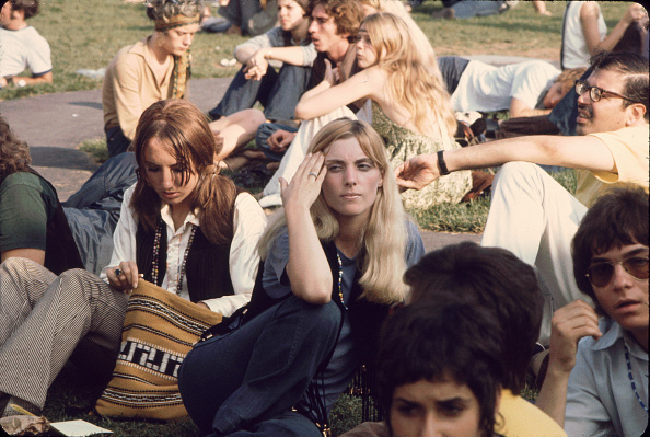 Grass Family「Waiting For The Bus To Woodstock」:写真・画像(11)[壁紙.com]