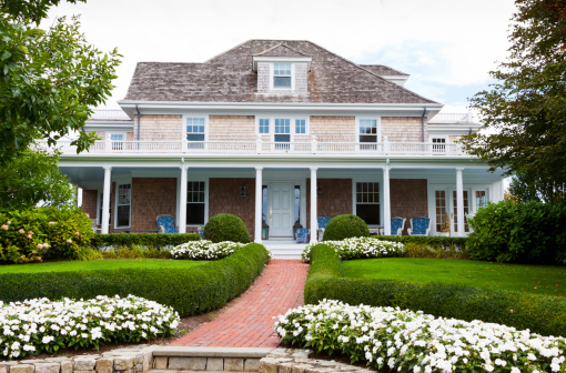 Eastern USA「A view of a luxurious house in New England」:スマホ壁紙(9)