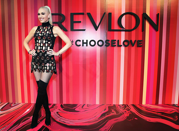 Gwen Stefani「Revlon Global Brand Ambassador Gwen Stefani Hosts the Choose Love Valentine's Day Event in NYC」:写真・画像(9)[壁紙.com]