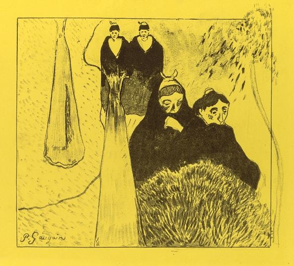 Arles「Volpini Suite: Old Women Of Arles (Les Vieilles Filles [Arles])」:写真・画像(13)[壁紙.com]