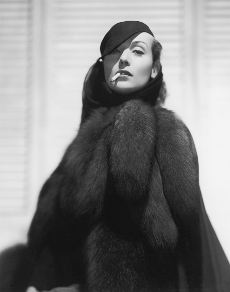 Cigarette「Hollywood actress Carole Lombard」:写真・画像(10)[壁紙.com]