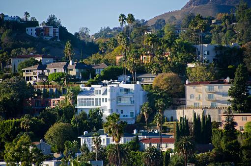 Hollywood - California「Hollywood area」:スマホ壁紙(10)
