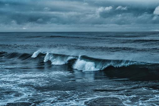 Pacific Ocean「ocean waves」:スマホ壁紙(14)