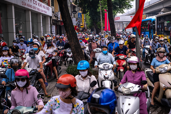 Mode of Transport「Vietnam Slowly Recovers From Coronavirus Outbreak」:写真・画像(10)[壁紙.com]