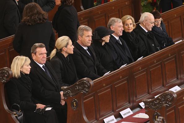Politics and Government「Helmut Schmidt State Funeral」:写真・画像(19)[壁紙.com]