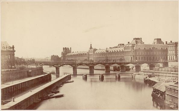 Bridge - Built Structure「Le Louvre」:写真・画像(7)[壁紙.com]