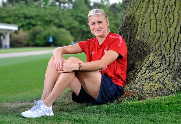 Women's Soccer「Steph Houghton Portrait」:写真・画像(10)[壁紙.com]