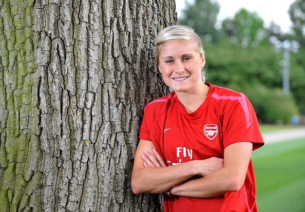 Women's Soccer「Steph Houghton Portrait」:写真・画像(11)[壁紙.com]