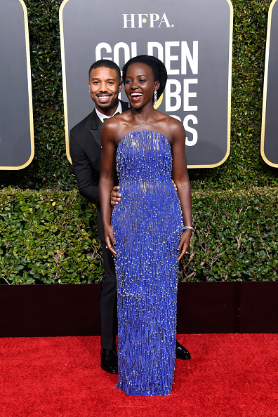 Lupita Nyong'o「76th Annual Golden Globe Awards - Arrivals」:写真・画像(14)[壁紙.com]