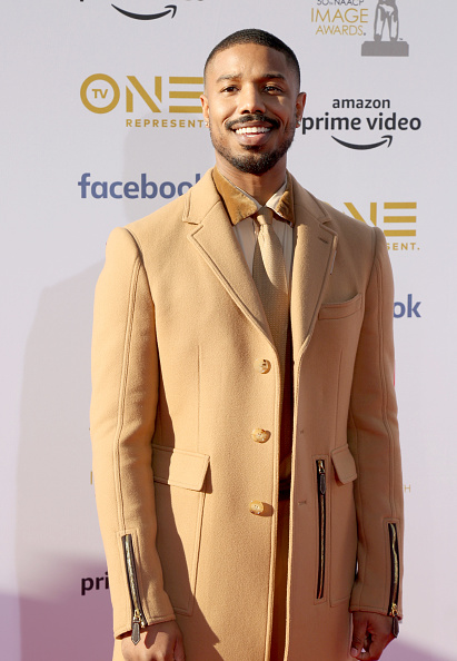 Full Suit「50th NAACP Image Awards - Red Carpet」:写真・画像(6)[壁紙.com]