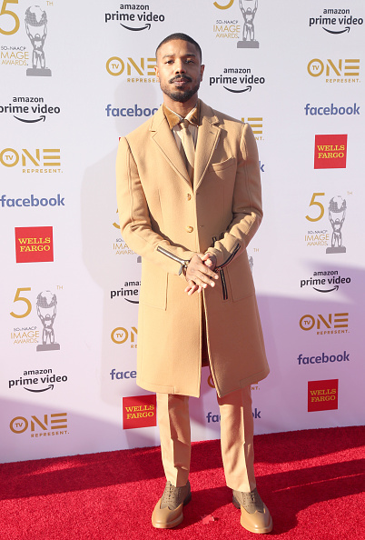 Full Suit「50th NAACP Image Awards - Red Carpet」:写真・画像(5)[壁紙.com]