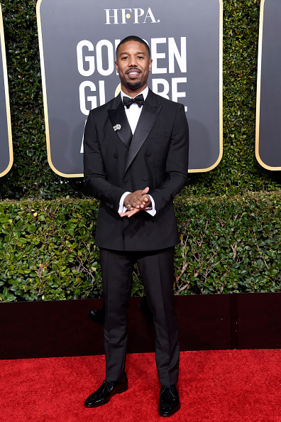 ダービーシューズ「76th Annual Golden Globe Awards - Arrivals」:写真・画像(4)[壁紙.com]