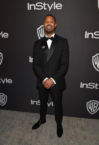 ダービーシューズ「The 2019 InStyle And Warner Bros. 76th Annual Golden Globe Awards Post-Party - Red Carpet」:写真・画像(2)[壁紙.com]