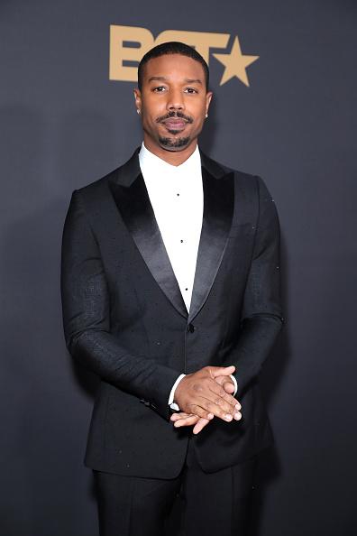 Michael Jordan「BET Presents The 51st NAACP Image Awards - Red Carpet」:写真・画像(11)[壁紙.com]