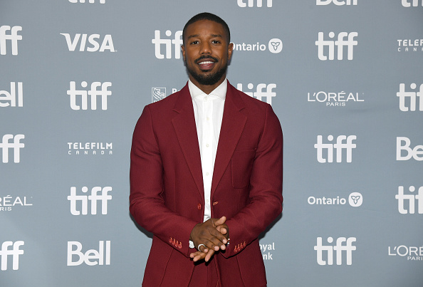 "Michael Jordan「2019 Toronto International Film Festival - ""Just Mercy"" Press Conference」:写真・画像(13)[壁紙.com]"