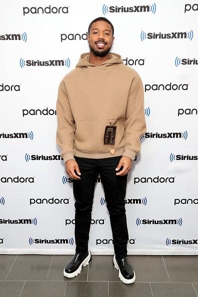 Michael Jordan「SiriusXM's Urban View 'Just Mercy' Town Hall With Michael B. Jordan & Jamie Foxx」:写真・画像(17)[壁紙.com]