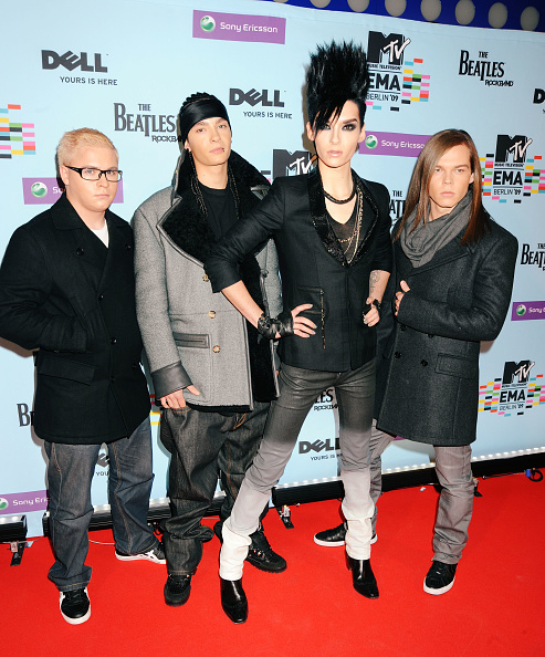 縦位置「MTV Europe Music Awards 2009 - VIP Arrivals」:写真・画像(18)[壁紙.com]