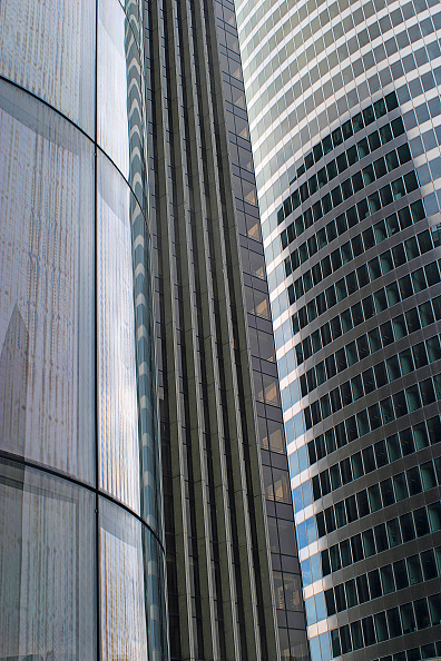 Geometric Shape「La defense, modern buildings, Paris, France.」:写真・画像(7)[壁紙.com]