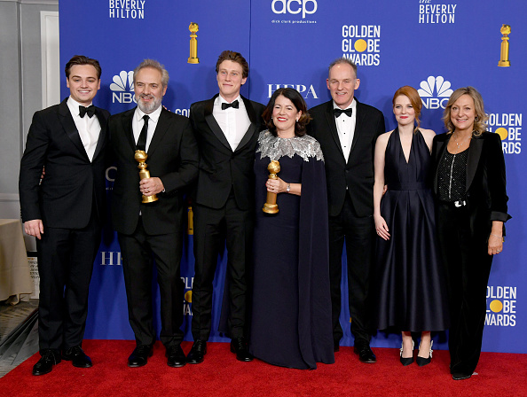 Winners' Room「77th Annual Golden Globe Awards - Press Room」:写真・画像(10)[壁紙.com]