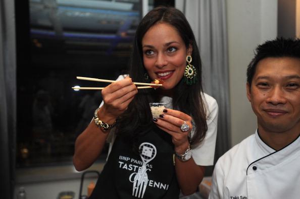アナ イワノビッチ「14th Annual BNP Paribas Taste Of Tennis, Hosted by Serena Williams - Inside」:写真・画像(19)[壁紙.com]