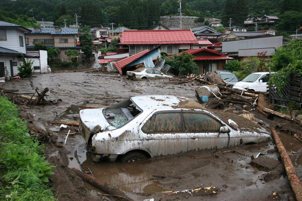 Damaged「Torrential Rains Trigger Flooding And Mudslides」:写真・画像(16)[壁紙.com]