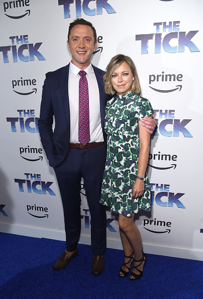 Film Industry「'The Tick' Blue Carpet Premiere」:写真・画像(16)[壁紙.com]