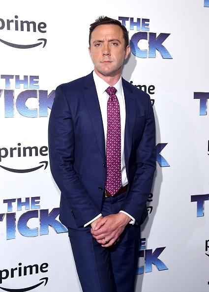 アメリカ合州国「'The Tick' Blue Carpet Premiere」:写真・画像(1)[壁紙.com]
