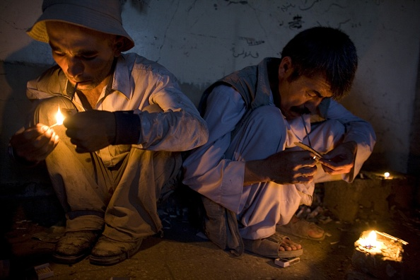 Kabul「Heroin Addiction Fostered By Kabul's Lost War On Drugs」:写真・画像(19)[壁紙.com]