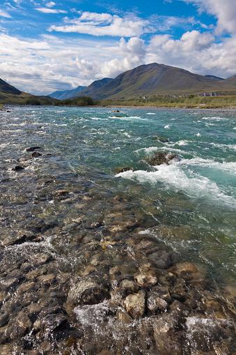 Arctic National Wildlife Refuge「Marsh Fork of the Canning river」:スマホ壁紙(12)