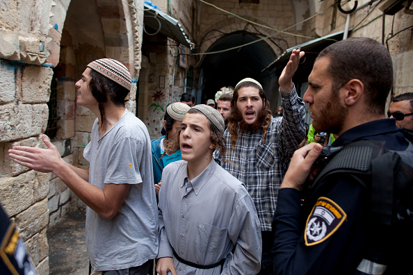 Architectural Feature「Tension over Jerusalem's Dome of the Rock mosque」:写真・画像(9)[壁紙.com]