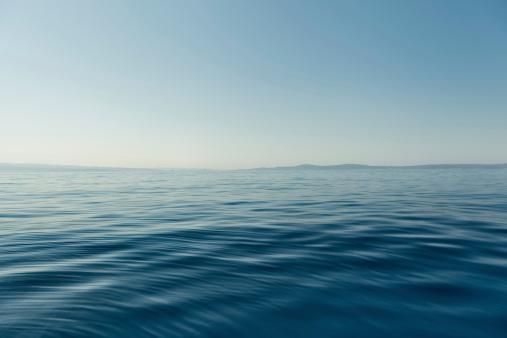 Mediterranean Sea「Dark blue water」:スマホ壁紙(17)
