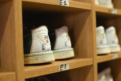 ヒューマンインタレスト「ボーリング靴ストレージ」:スマホ壁紙(8)