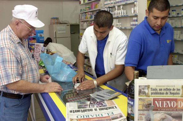 Norma Jean Gargasz「Mexican Pharmacies Draw Americans Seeking Cheaper Drugs」:写真・画像(0)[壁紙.com]