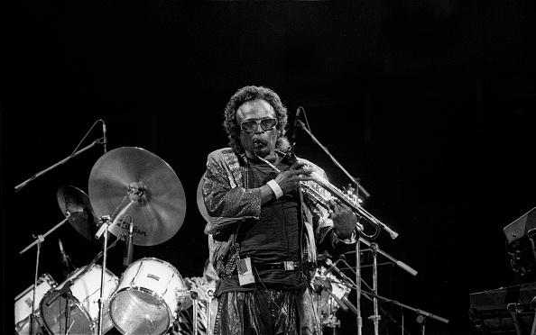 マイルス デイヴィス「Miles Davis, RFH, London, 1989.」:写真・画像(7)[壁紙.com]